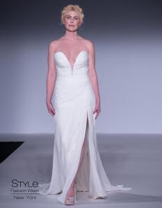 Carmen Marc Valvo FW'18 Bridal Showcase During New York Fashion Week Presented by Style Fashion Week 19