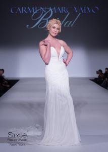 Carmen Marc Valvo FW'18 Bridal Showcase During New York Fashion Week Presented by Style Fashion Week 23