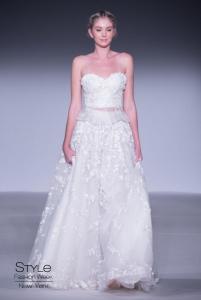 Carmen Marc Valvo FW'18 Bridal Showcase During New York Fashion Week Presented by Style Fashion Week 21