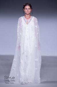 Carmen Marc Valvo FW'18 Bridal Showcase During New York Fashion Week Presented by Style Fashion Week 29