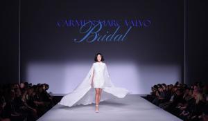 Carmen Marc Valvo FW'18 Bridal Showcase During New York Fashion Week Presented by Style Fashion Week 31