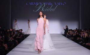Carmen Marc Valvo FW'18 Bridal Showcase During New York Fashion Week Presented by Style Fashion Week 33