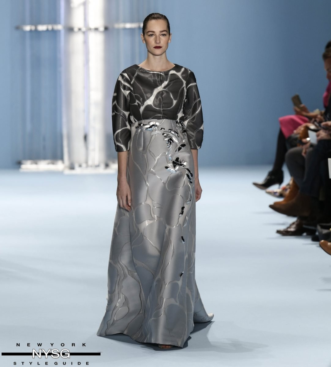 Carolina Herrera F W 2015 Collection New York Style Guide