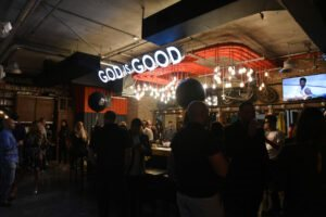 Cedric Gervais hosts The Spot Barbershop's Edgewater Grand Opening 53