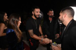 Cedric Gervais hosts The Spot Barbershop's Edgewater Grand Opening 57