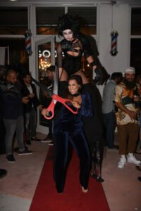 Cedric Gervais hosts The Spot Barbershop's Edgewater Grand Opening 13