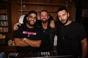 Cedric Gervais hosts The Spot Barbershop's Edgewater Grand Opening 7