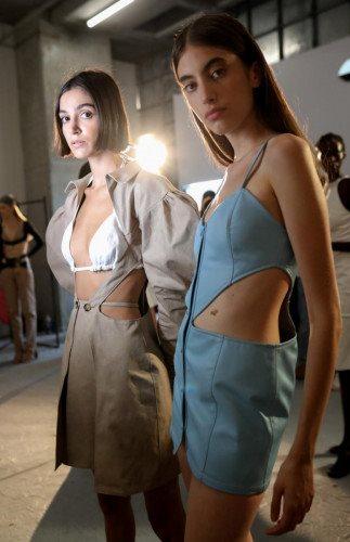 Ceren Ocak Runway Show - Mercedes-Benz Fashion Week Istanbul
