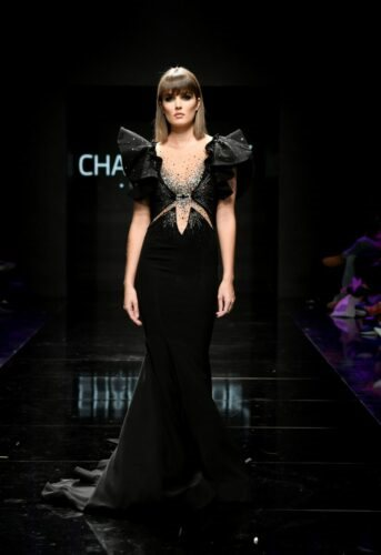 Charbel Zoe At Los Angeles Fashion Week SS/20