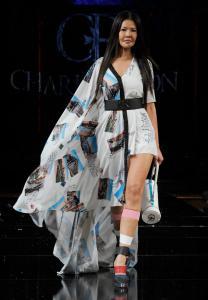 Charles And Ron Spring Summer 2018 Art Hearts Fashion Runway Show 65