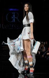Charles And Ron Spring Summer 2018 Art Hearts Fashion Runway Show 67