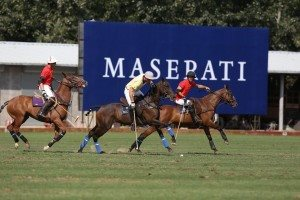 Maserati 2016 China Open Polo Tournament 1