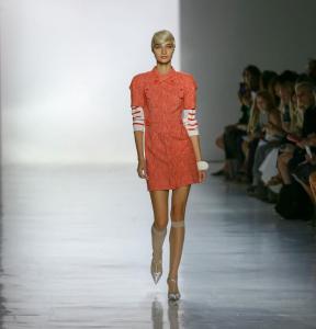 Chocheng Fashion Show at NYFW Spring Summer 2018 11