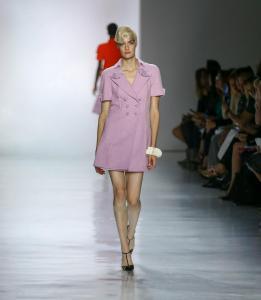 Chocheng Fashion Show at NYFW Spring Summer 2018 19