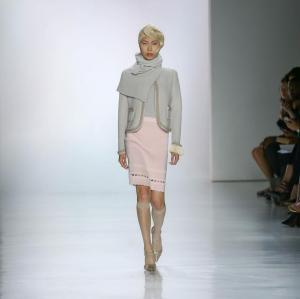 Chocheng Fashion Show at NYFW Spring Summer 2018 39