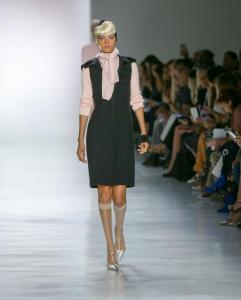Chocheng Fashion Show at NYFW Spring Summer 2018 45