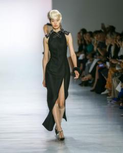 Chocheng Fashion Show at NYFW Spring Summer 2018 53