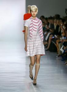 Chocheng Fashion Show at NYFW Spring Summer 2018 15