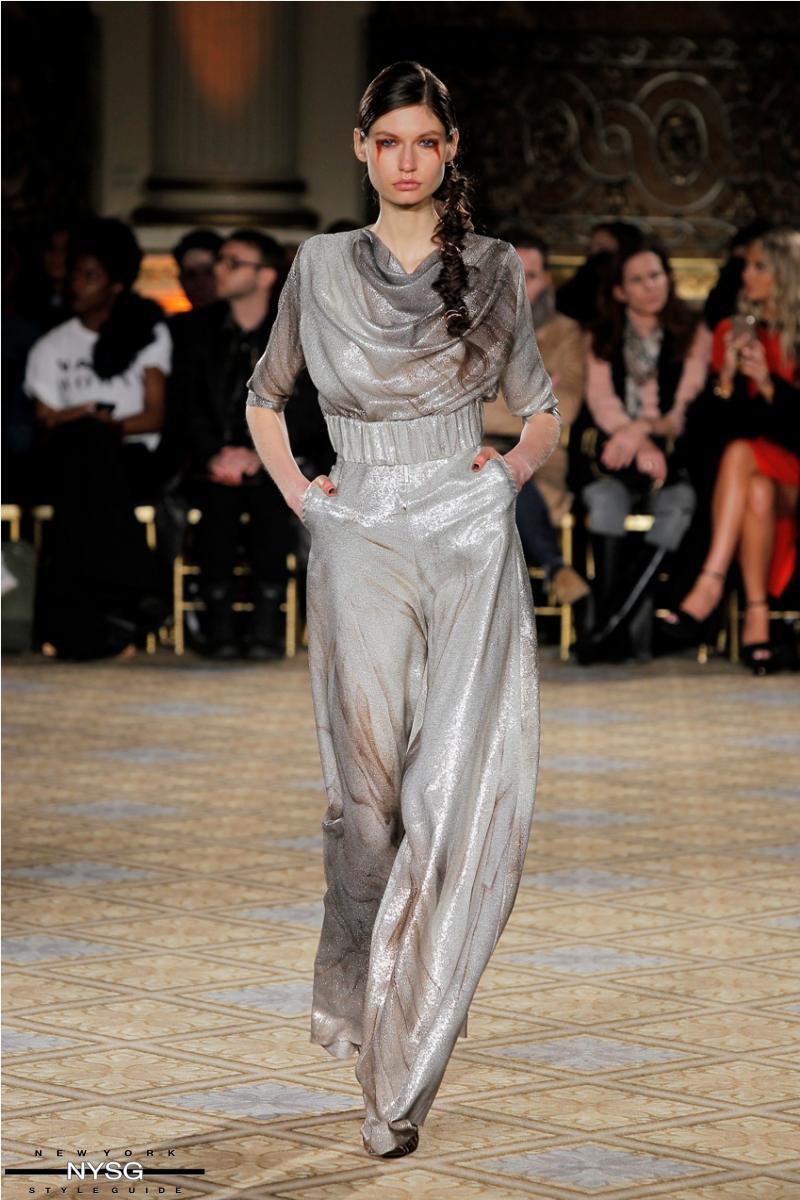 Christian Siriano Rtw From New York Fashion Week Recap
