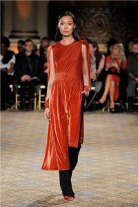 Christian Siriano RTW from New York Fashion Week - Recap 23