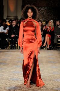 Christian Siriano RTW from New York Fashion Week - Recap 21