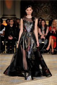 Christian Siriano RTW from New York Fashion Week - Recap 5