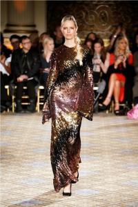 Christian Siriano RTW from New York Fashion Week - Recap 1