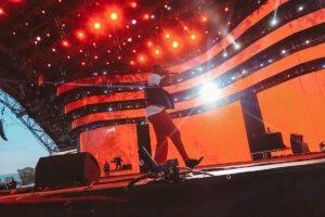 YG, Sahara Tent, Sunday