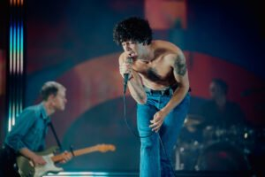 The 1975, Coachella 2019 Weekend 2, Friday, Main Stage