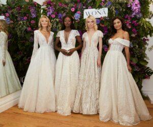 Collection WONÁ NYFW Bridal Fall 2020