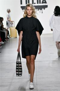 Comme Tu Es by Jia Liu at New York Fashion Week SS2018 Collection 1