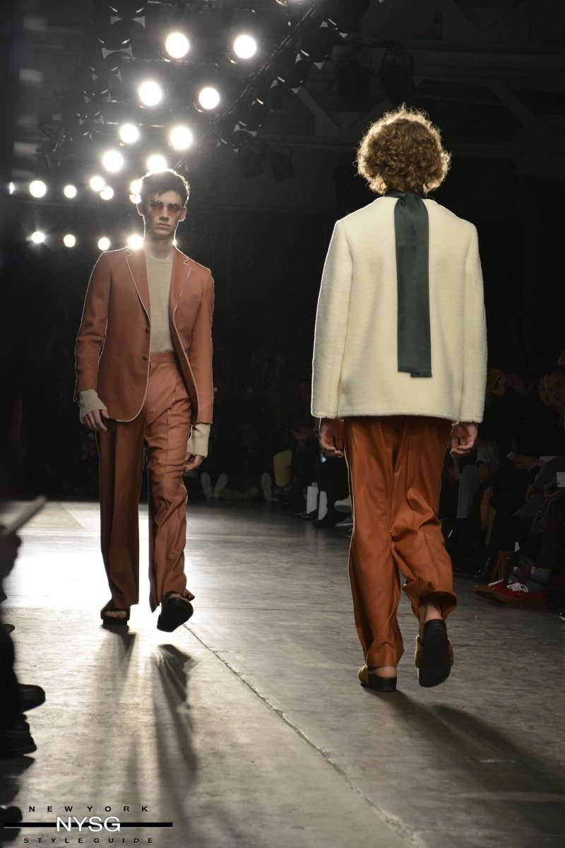 Concept Korea Runway Show At New York Fashion Week Men 39 S