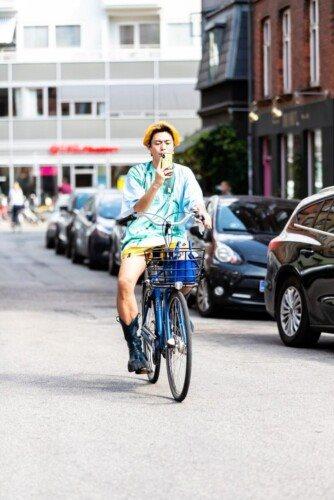 Copenhagen Fashion Week Spring Summer 2021 Street Style by Nick Leuze
