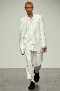 D.GNAK Menswear London Fashion Week Fall Winter 2018 1