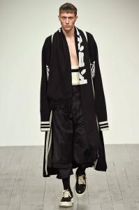D.GNAK Menswear London Fashion Week Fall Winter 2018 31