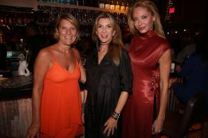 Pat Zimmermann, Gloria Porcella, & Christina Vita Coleman