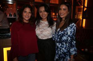 Paula Baron, Maria Moreno, & Jennifer Machado