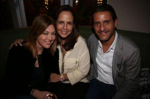 Santi Chumaceiro, Solita Cohen, & Alvaro Cardenas