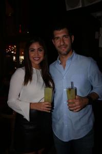 Vanessa Castellanos & Ed Escobar