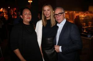 Yona Puri, Dee, & Tommy Hilfiger