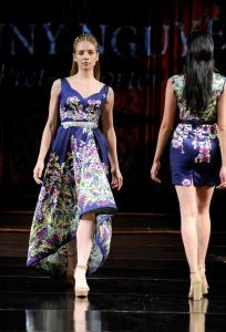 Danny Nguyen at New York Fashion Week NYFW Art Hearts Fashion SS/18 27