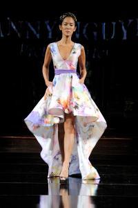 Danny Nguyen at New York Fashion Week NYFW Art Hearts Fashion SS/18 9