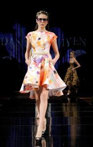 Danny Nguyen at New York Fashion Week NYFW Art Hearts Fashion SS/18 21