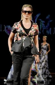 Danny Nguyen at New York Fashion Week NYFW Art Hearts Fashion SS/18 19