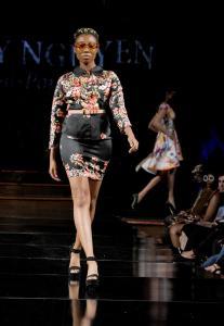 Danny Nguyen at New York Fashion Week NYFW Art Hearts Fashion SS/18 23