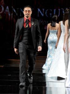 Danny Nguyen at New York Fashion Week NYFW Art Hearts Fashion SS/18 29
