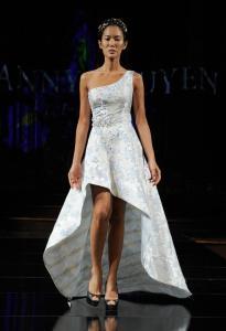 Danny Nguyen at New York Fashion Week NYFW Art Hearts Fashion SS/18 31