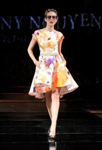 Danny Nguyen at New York Fashion Week NYFW Art Hearts Fashion SS/18 35