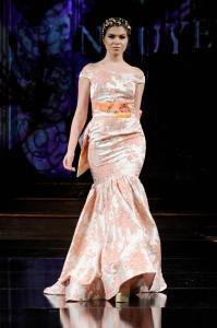 Danny Nguyen at New York Fashion Week NYFW Art Hearts Fashion SS/18 43