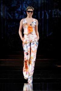 Danny Nguyen at New York Fashion Week NYFW Art Hearts Fashion SS/18 39